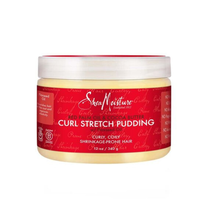 Shea Mositure - Red Palm & coca Butter Curl Strentch Pudding
