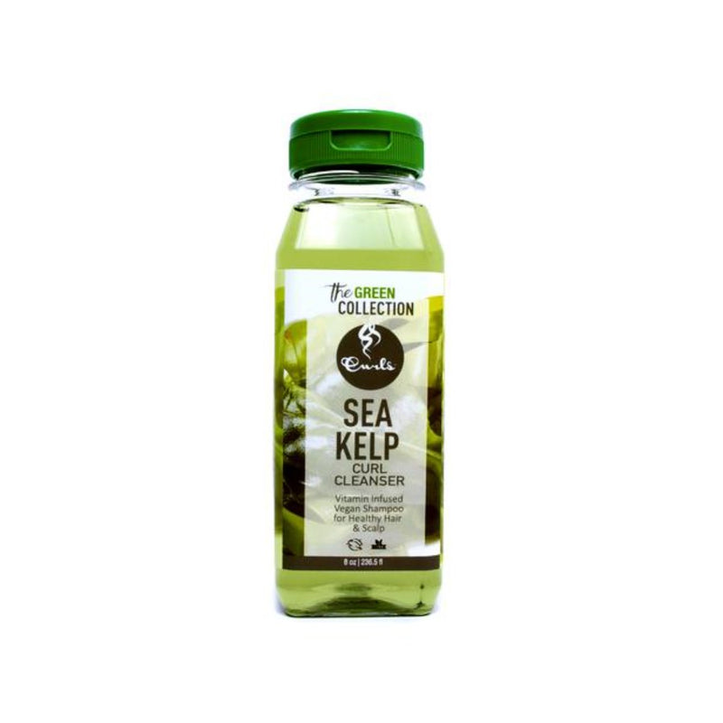 Curls The Green Collection - Sea Kelp Curl Cleanser (8 Oz)