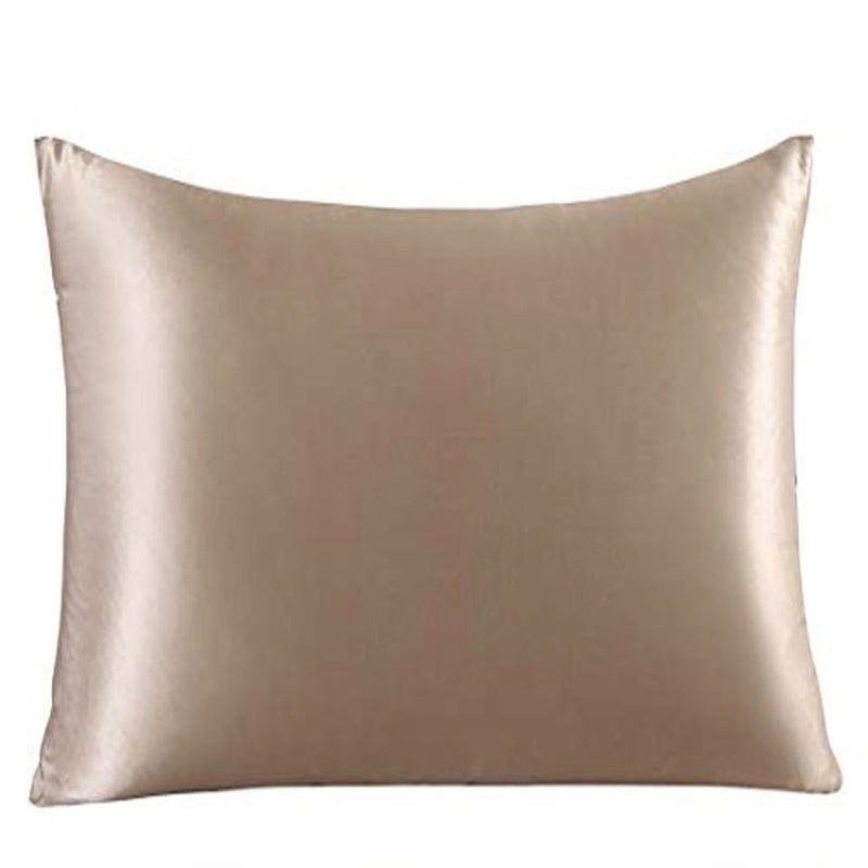 Essential - caramel satin pillowcase