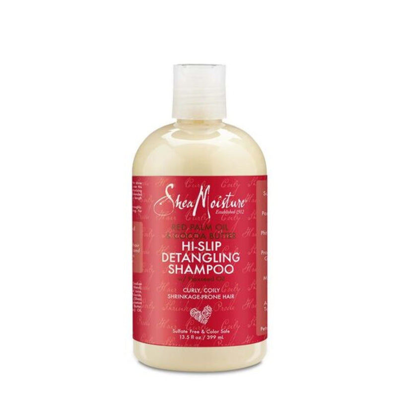 Shea Moisture - Red Palm Oil & Cocoa Butter Detangling  Shampoo ( 13 oZ )