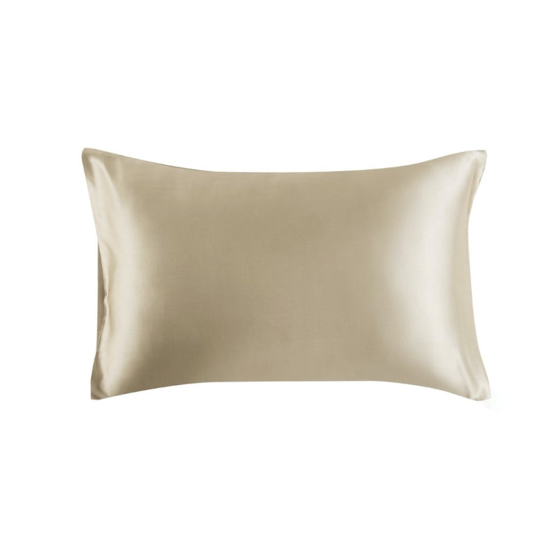 Essentials - Light Gold Satin Pillowcase