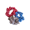 Cachos - summer satin silk scrunchies