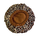 Cachos cheetah - flaxseed deep conditioning caps