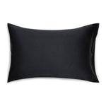 Only Curls - Silk Pillowcase - Black