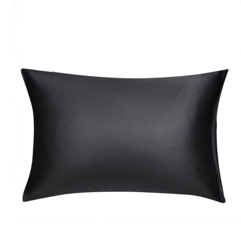Essential - Black Satin Pillowcase