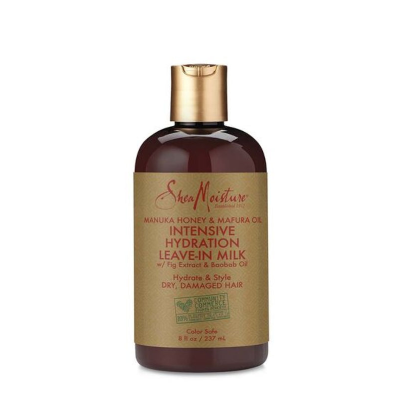 Shea Moisture - Manuka honey & mafur oil intensive hydration leave in milk