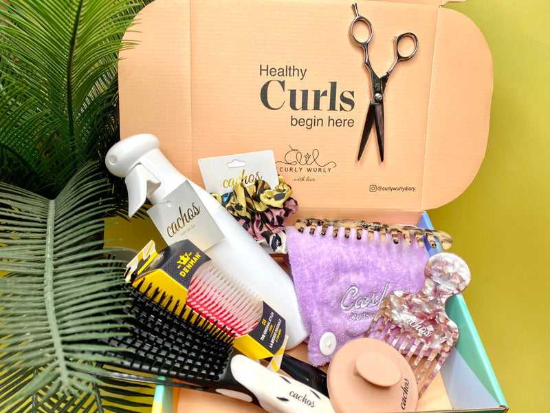Curly Wurly - accessories box