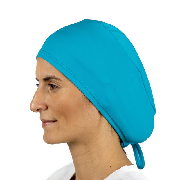Solid Color Scrub Caps - scrubcapsusa