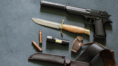 5 Weapons You Need to Survive in Case the Shit Hits the Fan