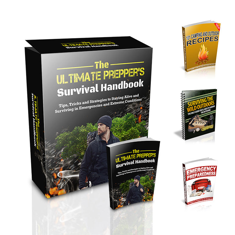 The Ultimate Prepper's Survival Bundle [Instant Download]