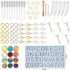 Alphabet Mould & Tools Set
