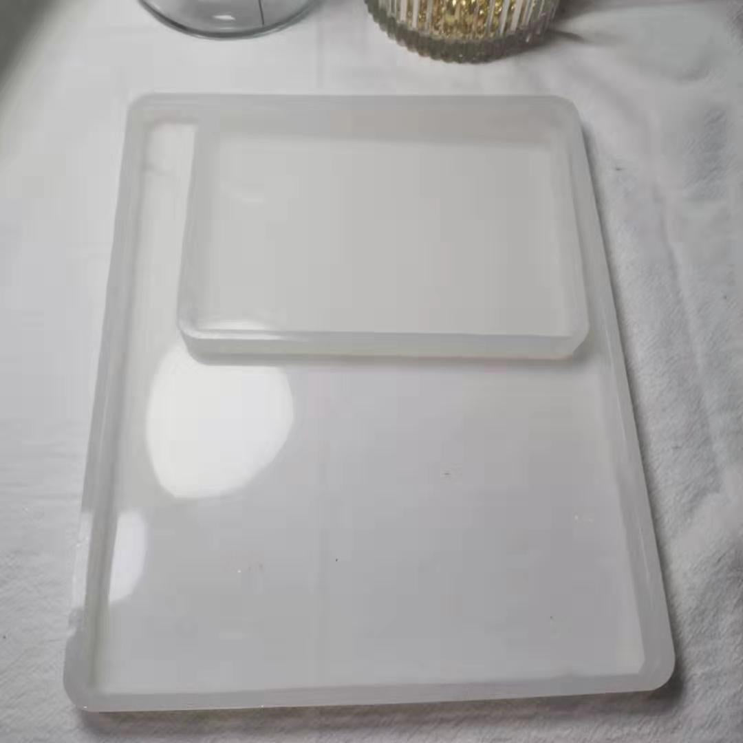 Silicone Table Mold Square Round Rectangular Cloud Oval Love