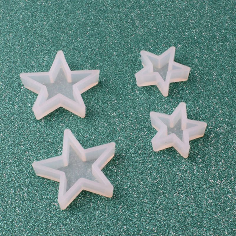 Star Epoxy Jewelry Mold