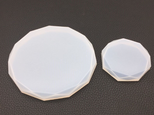 Circle Coaster Mold For Epoxy Resin