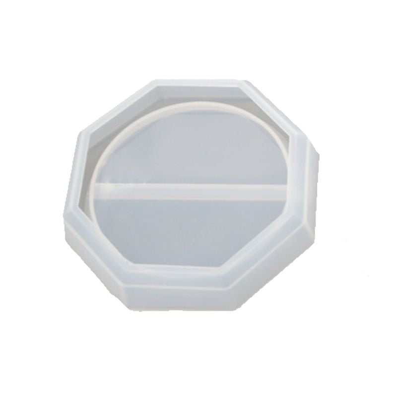 Crystal Epoxy Storage Box Silicone Mold