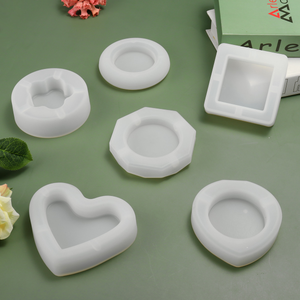 Silicone Ashtray Mould For DIY Resin