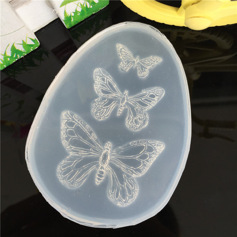 Butterfly Epoxy Silicone Mould