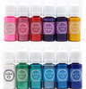 Pearlescent Pigment Powder 12 Colors Set