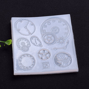 Silicone Mold For DIY Making Jewelry