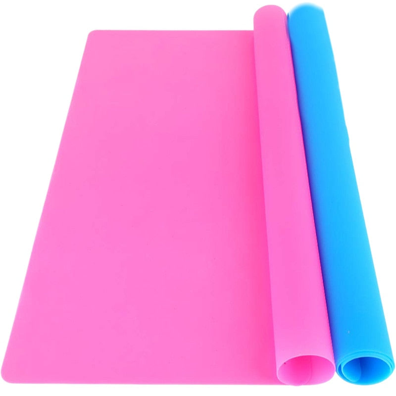 A3 Silicone Sheet for Crafts Jewelry Casting Molds