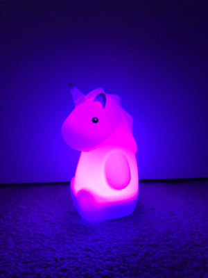 Rylie the Unicorn Tap Light