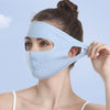 Ice Silk Thin Sunscreen Full Face Mask - hifivestore-c