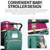 【50% OFF TODAY & Free delivery】2020🔥2 -In-1 Multifunctional Travel Mommy Bag & Crib - hifivestore-c
