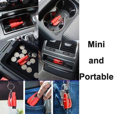 [LAST DAY PROMOTION, 50% OFF]3 in 1 Car Life Keychain - hifivestore-c