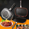 [LAST DAY PROMOTION, 50% OFF]Double Sided Grill Pan - hifivestore-c