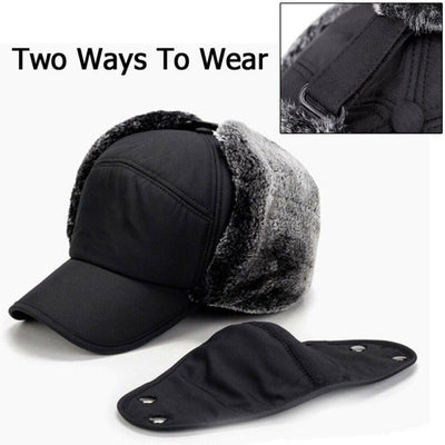 Outdoor Cycling Cold-Proof Ear Warm Cap - hifivestore-c
