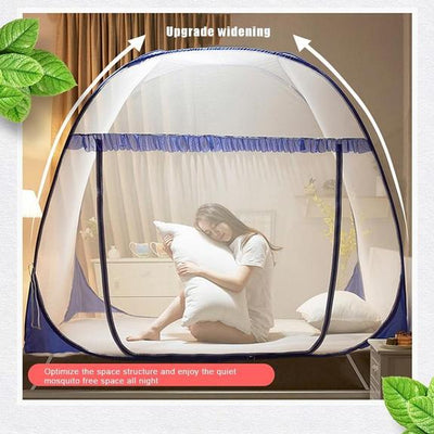 [LAST DAY PROMOTION, 50% OFF]Anti-Mosquito Pop-Up Mesh Tent - hifivestore-c