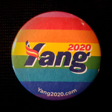 Load image into Gallery viewer, 25 Pack of YangButtons!