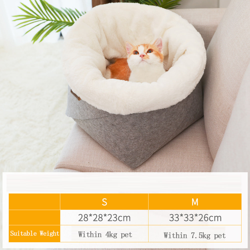 Comfortable Warm Pet Bed