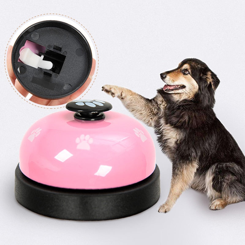 Pet Training Bell Toy