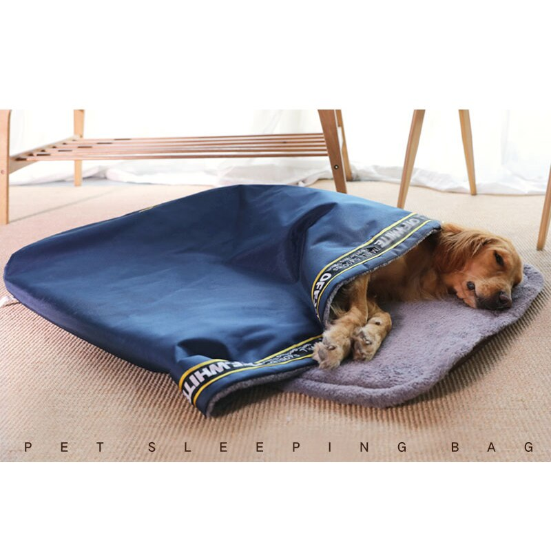 Foldable Dog Sleeping Bed