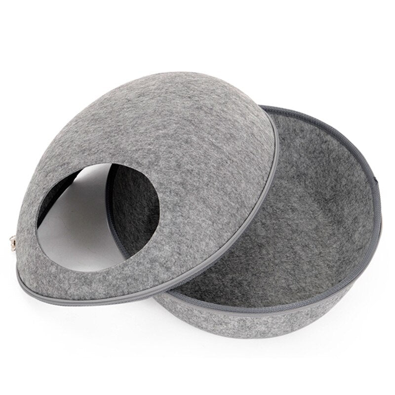 Egg Shape Pet Bed