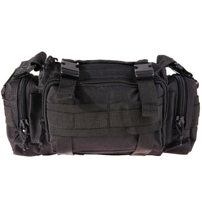 Military 01 Tactical Pouch, Black