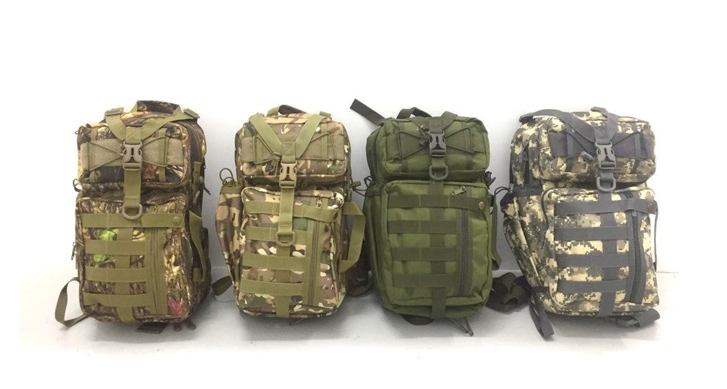 M05 Military Assault Bag, Multi Cam