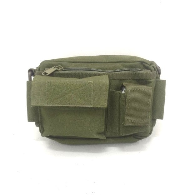 Tactical Detachable waist Pouch, Army Green