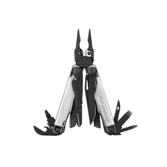Leatherman Surge® Black & Silver