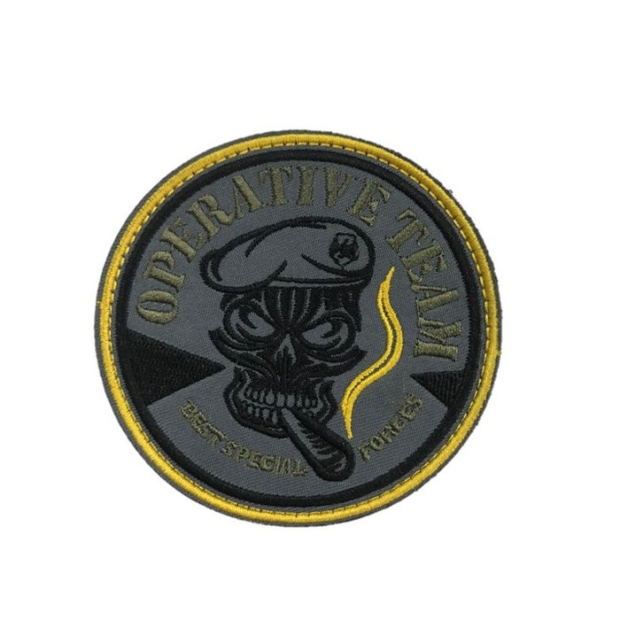 Best Special Force Patch, Morale Patch with Velcro