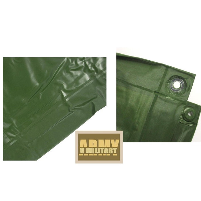 Groundsheet, Army green,