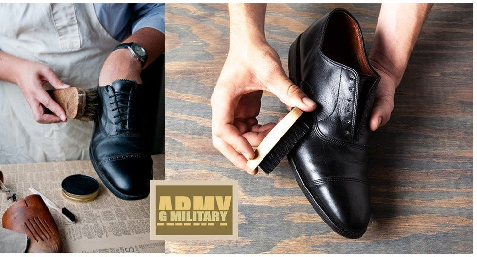Shoes polish Black