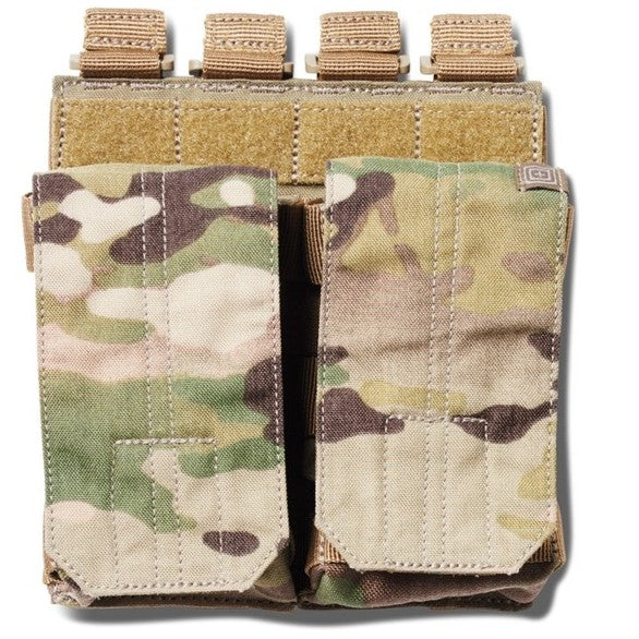 DOUBLE AR BUNGEE/COVER , MultiCam
