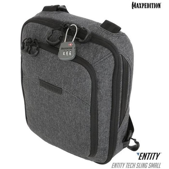 ENTITY™ TECH SLING BAG (SMALL) 7L , Ash..