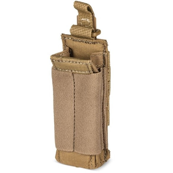 FLEX SINGLE PISTOL MAG POUCH , Kangaroo