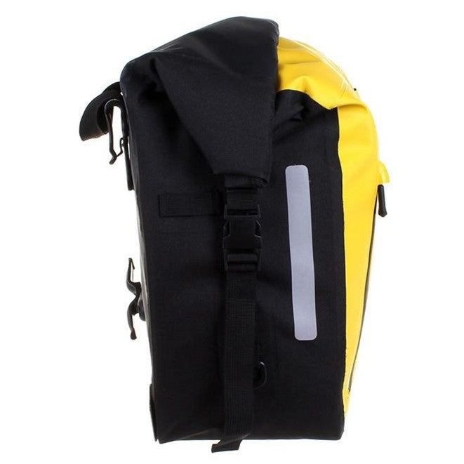 Classic Waterproof Bike Pannier - 17 Litres , Yellow