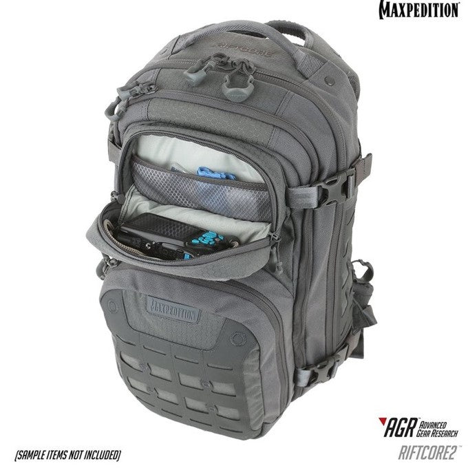 RIFTCORE™ V2.0 CCW-ENABLED BACKPACK 23L , Gray.