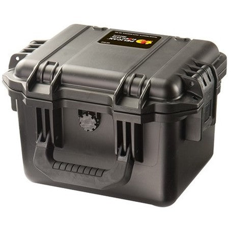 PELICAN STORM IM2075 SMALL CASE (NO FOAM) BLACK