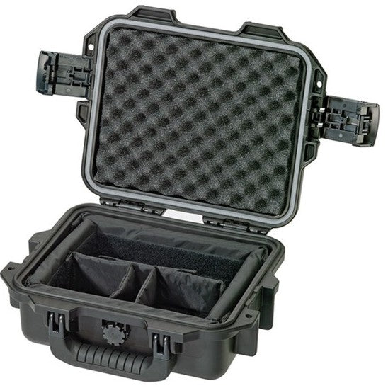 PELICAN STORM IM2050 SMALL CASE (WITH DIVIDERS) BLACK